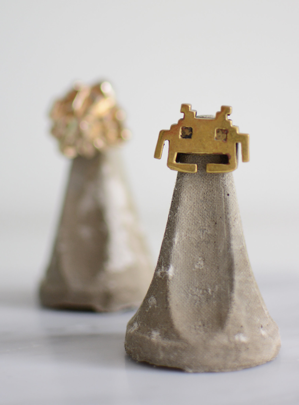 Zement-Ringhalter