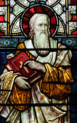 St Matthew by Henry Holiday