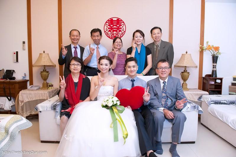台中婚攝@台中新天地崇德店_076立群&儀婷 訂結婚喜宴