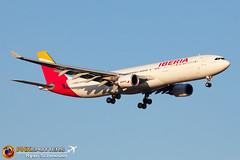 Iberia A330-300 EC-MAA