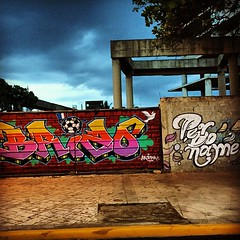 DR Travelogue - Santo Domingo - Street Art - Perdoname