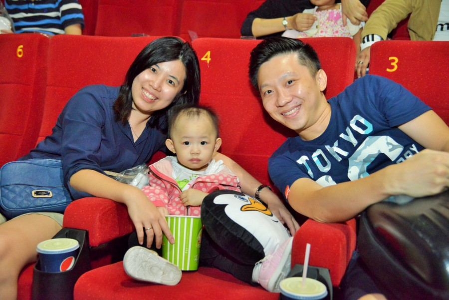 TGV Cinemas Introduces Dedicated Sessions for Families
