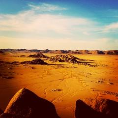 Land Scape  North of Khartoum