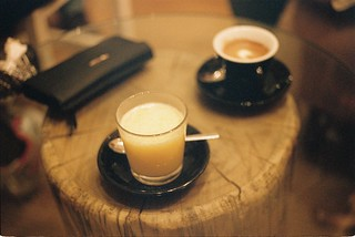 lemonade and coffee