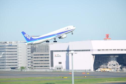 Haneda Tokyo International Airport 04 ANA