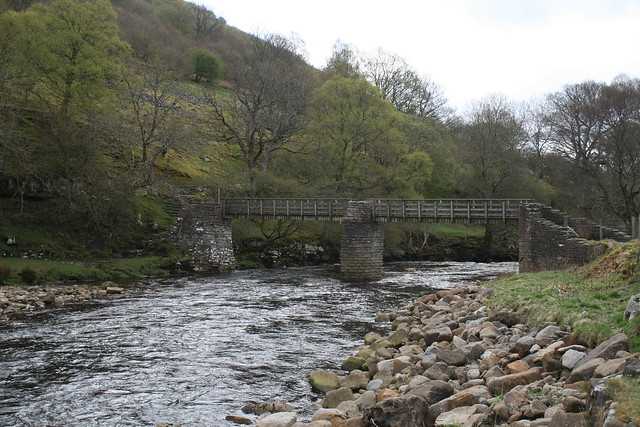 Bridge over the Swale at Muker