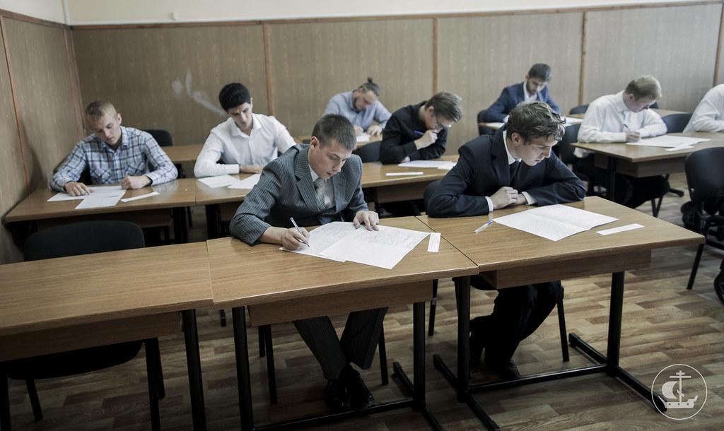 14 июля 2016, Вступительные экзамены на бакалавриат / 14 July 2016, Entrance examination for Bachelor's degree