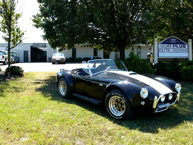 Ford Shelby Cobra Kit Car