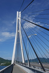Tatara long bridge