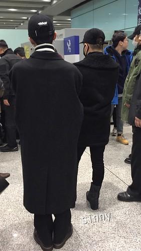 Big Bang - Beijing Airport - 31dec2015 - sinny421 - 05