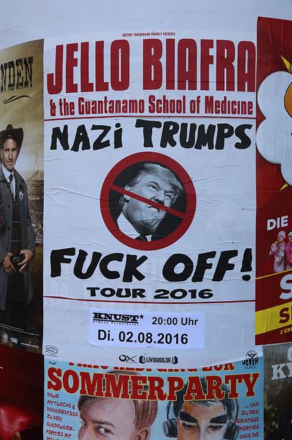 Nazi Trumps...