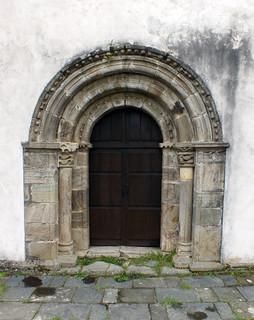 Santa María de Celón. Allande