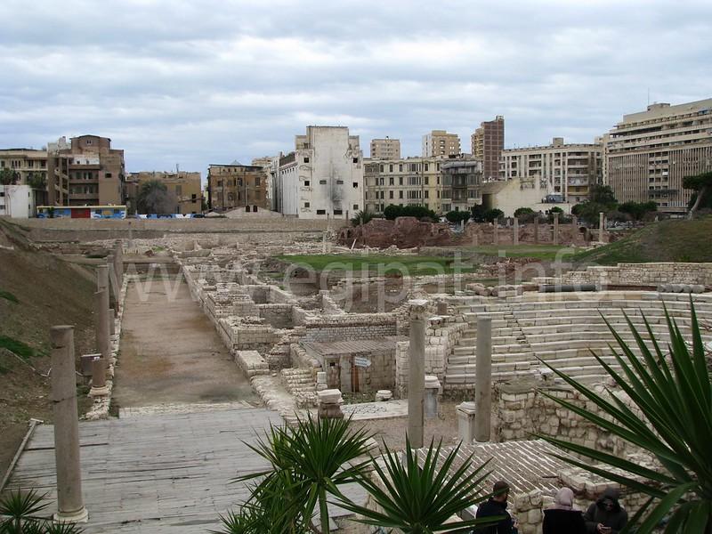 Aleksandrija - Pompejev stub