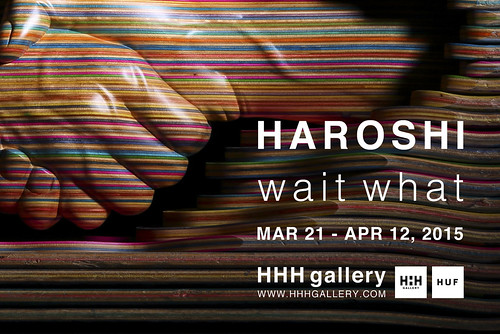 HHH gallery HAROSHI