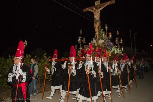 Procesión Viernes de Dolores Rincón de Seca 2015
