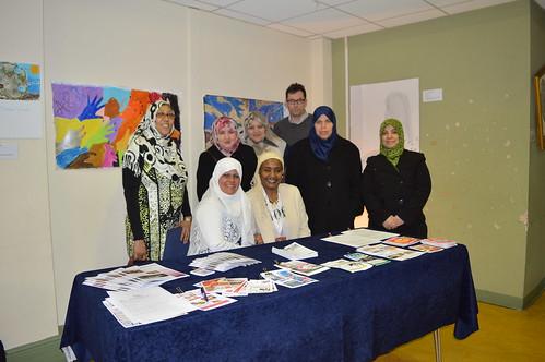 Wellbeing Arts Exhibtion