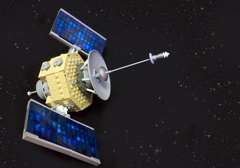 satellite sci fi nasa - photo #9