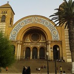 Old cathedral, Oran, Algeria 2014