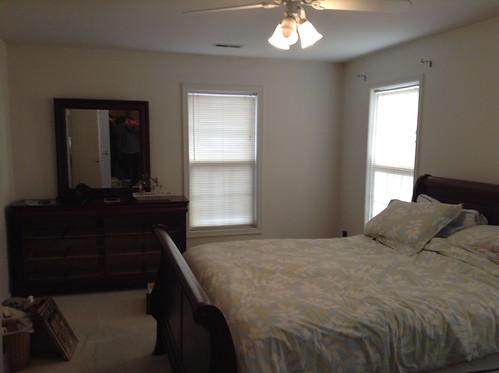 Master Bedroom *Before*