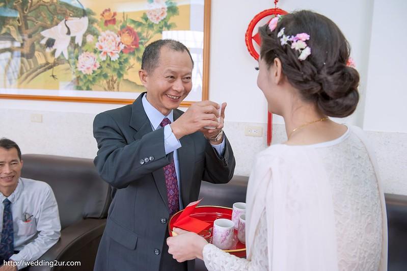 台中婚攝@台中新天地崇德店_024立群&儀婷 訂結婚喜宴