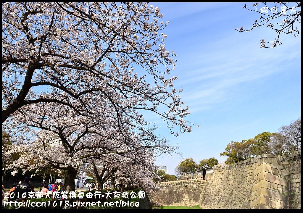 2014京都大阪賞櫻自由行-大阪城公園DSC_1773