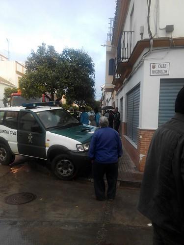 AionSur 16711078439_8e8a83b283_d Un calefactor recalentado provoca un incendio en una vivienda de la calle Carmona Sucesos Incendio calle Carmona