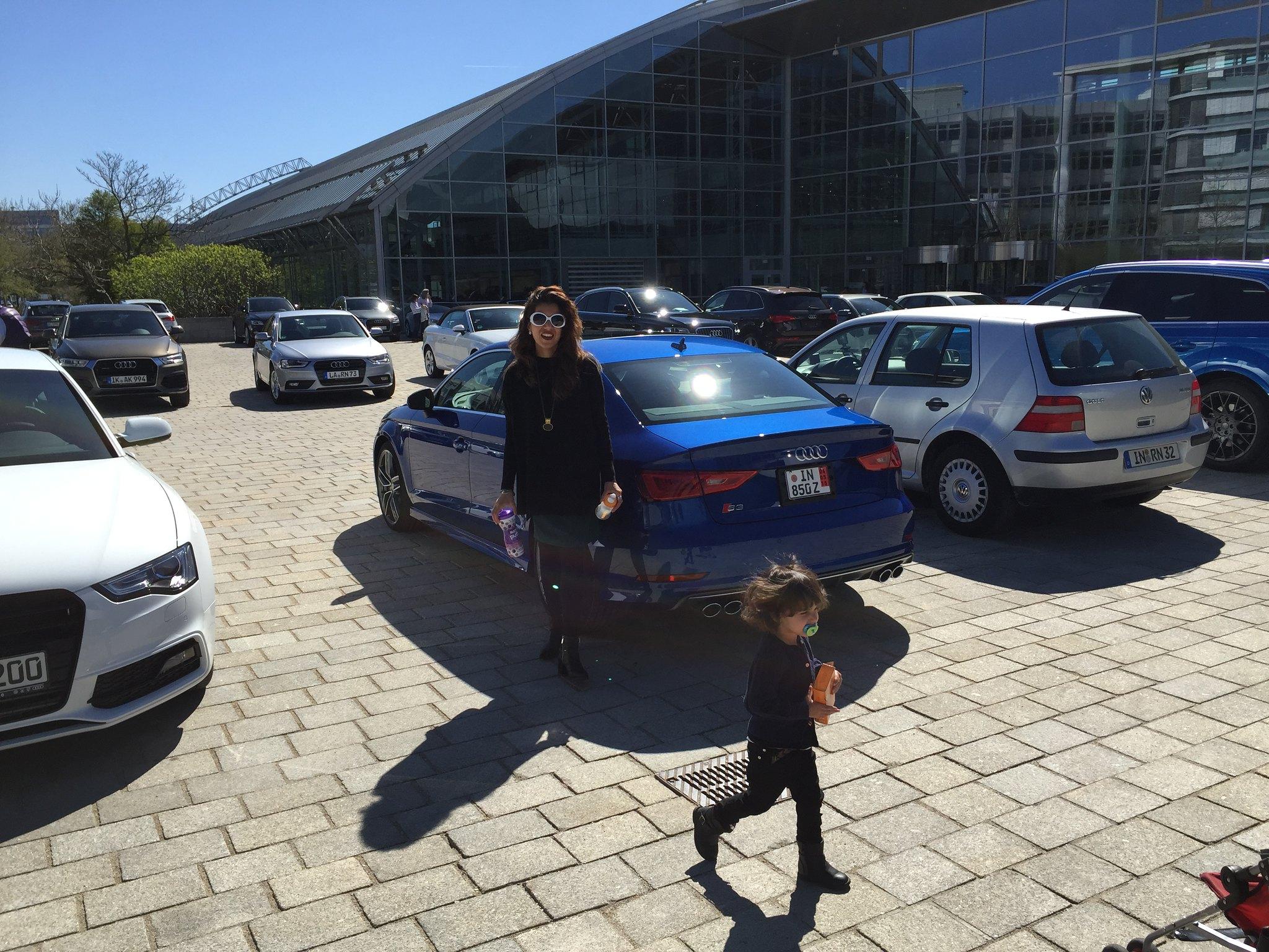 VWVortexcom Audi S European Delivery Experience - Audi european delivery