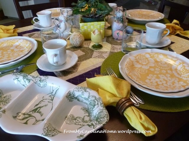 Easter Tablescape - 16