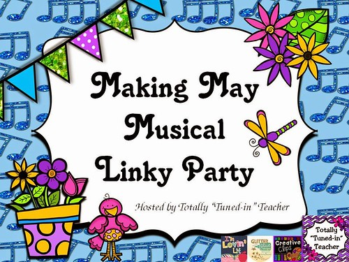 Making May Musical Linky Party