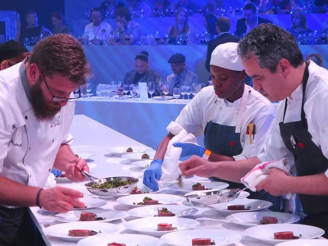 Star Grazing at LA Live's All Star Chef Classic
