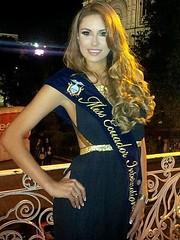 Daniela Armijos, Miss International Ecuador 2015.