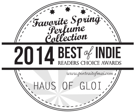 Best of Indie Favorite-Spring-Perfume-Collection