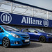 Opel Corsa OPC & VW Golf R