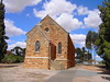 Spalding. The quaint Spalding  Catholic Church built 1901.