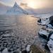Lofoten Ice Sunrise by Panorama Paul