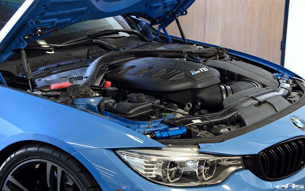 M4 Gets A S65 Heart Transplant First Look