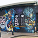 Mural for Sir Terry Pratchett