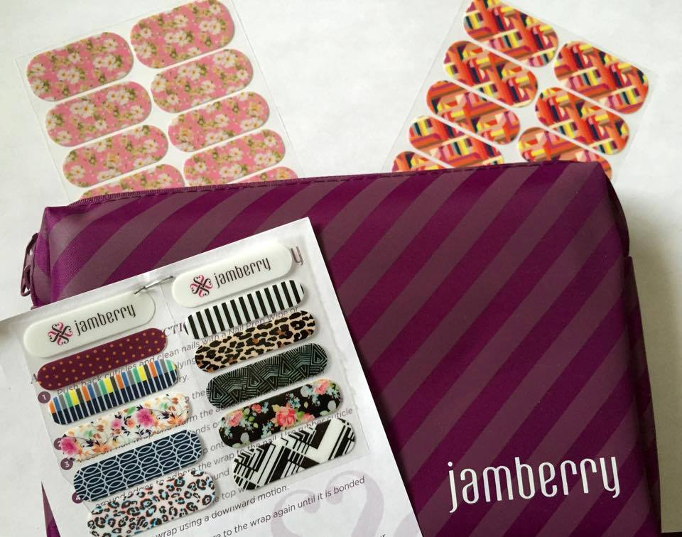 Claws Up and Adventures by Katie Jamberry Nail Wraps Giveaway