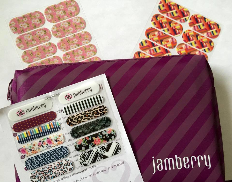 Jamberry nail art wraps giveaway