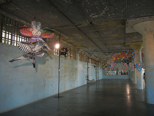 DSCN1465 _ @Large_ Ai Weiwei on Alcatraz