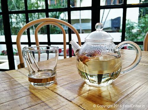Bulgarian Rose Tea