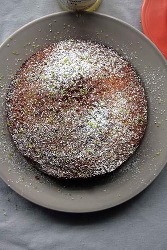 marmelade cake