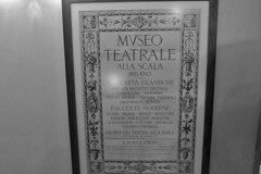 Milan - La Scala museo