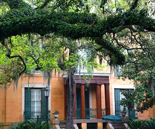 Savannah, Georgia - A Walk around the Historic District - March, 2015