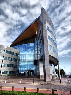 Atradius building, Cardiff Bay
