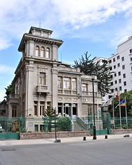 Palacio Montés Pello, Punta Arenas