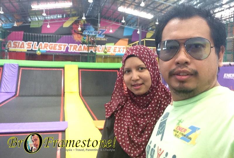 EnerZ Indoor Extreme Park, Subang Jaya