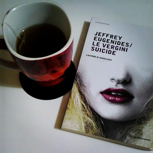 Tea & Book