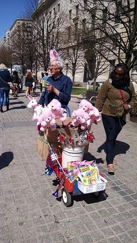 Sakura Matsuri Street Festival, April 11, 2015