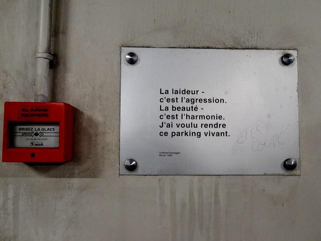 Parking Chatillon gare Sud SNCF - Rennes